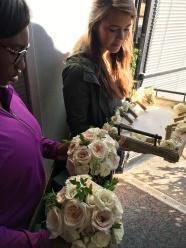 Wildflower Wedding Interns